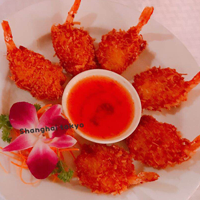 Coconut Shrimp(6 pcs)