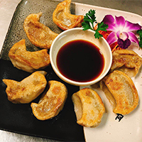 Fried Meat Dumpling (8 pcs)