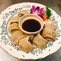 Steamed Meat Dumpling (8 pcs)